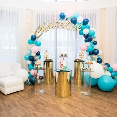 Chaireline's Grad Bash Birthday